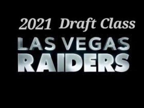 Las Vegas Raiders '21 Draft Class Recap - With Joseph Armendariz