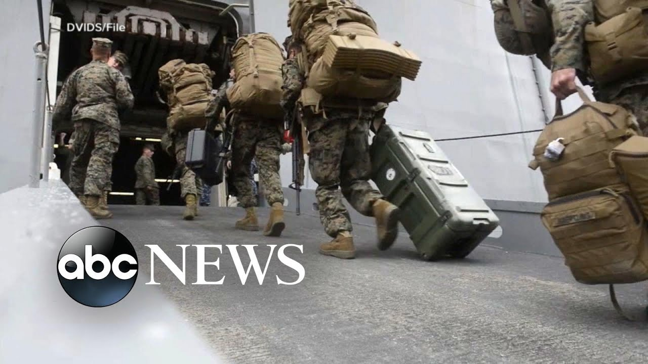 ABC News:Pentagon to send 1,000 troops to Middle East