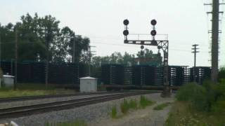 Video CN & CSX at Kearsley Junction - Flint, MI download MP3, 3GP, MP4, WEBM, AVI, FLV April 2018