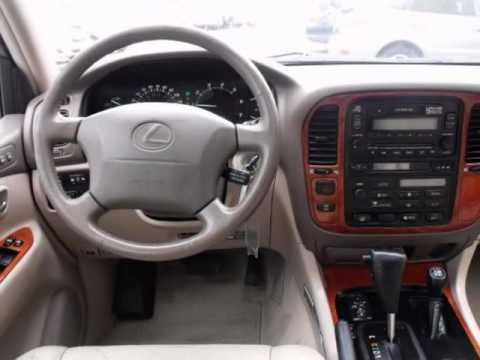 1999 Lexus Lx 470 Luxury Suv 4dr Manchester Nh Boston Ma
