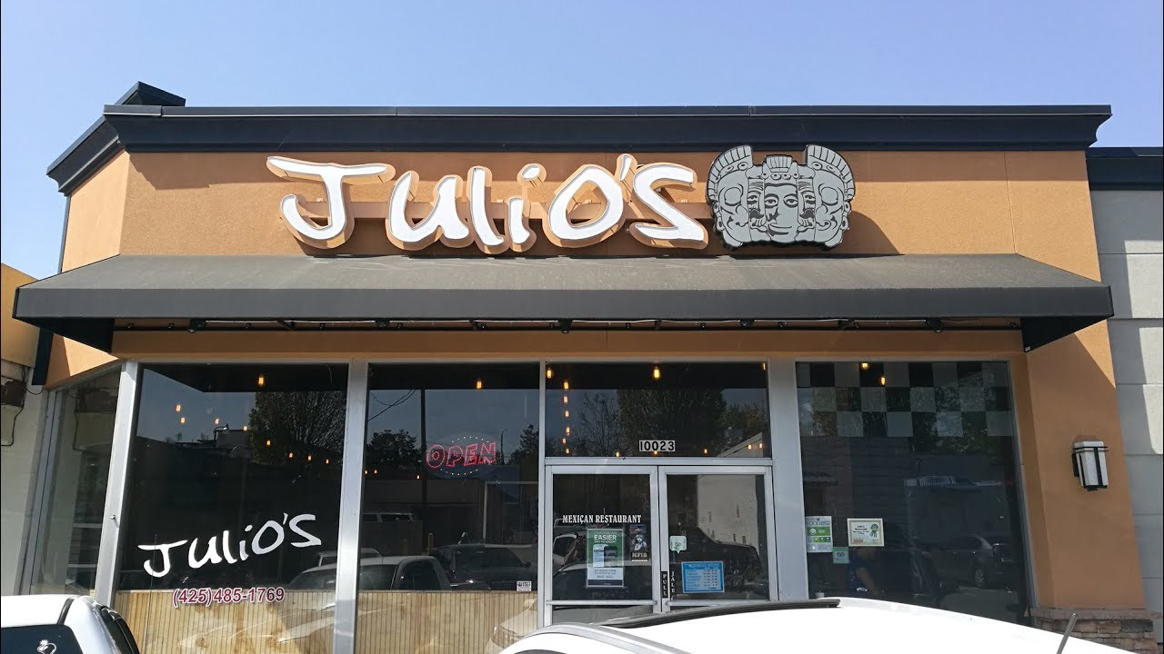 Top Rated Julio S Mexican Restaurant In Bothell Live Stream