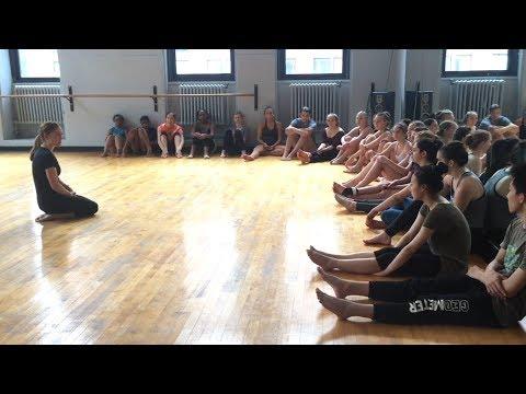 Dance Education: Steinhardt Student Teaches Summer Dance Intensive