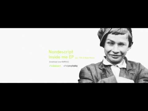 Nondescript - Aeternae Cogitatio (Original Mix) NWR002