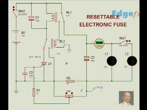 exelent electronic fuse circuit diagram model electrical diagram rh itseo info facet electronic fuel pump 40105 facet electronic fuel pump