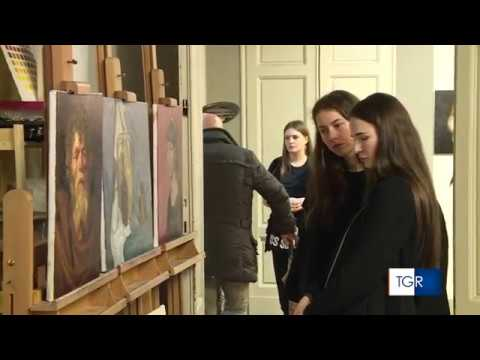 Opening of Academy of Art St. Petersburg in Florence