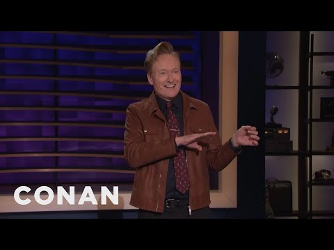 Conan: The Super Bowl Was Hard To Watch & I'm A Patriots Fan