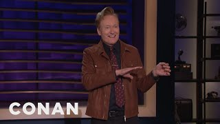 Conan: The Super Bowl Was Hard To Watch & I