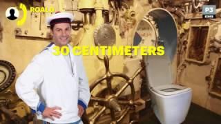Roald har fyldt en ubåd med lort | Danskerbingo | DR P3