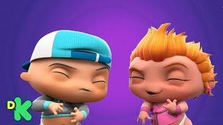 ¡Baby Rap!: Los bebés llevan el beat a otro nivel | Mini Beats Power Rockers | Discovery Kids
