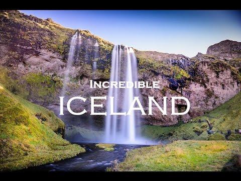 Incredible ICELAND - DJI Phantom 4 HD- 4K, September 2016