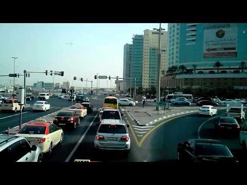 sharjah road near stadium