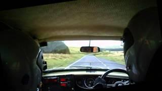 Epynt 2015 Clive King and Anton Bird