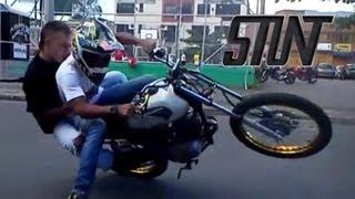 Stunt Medellín -  Cepillo