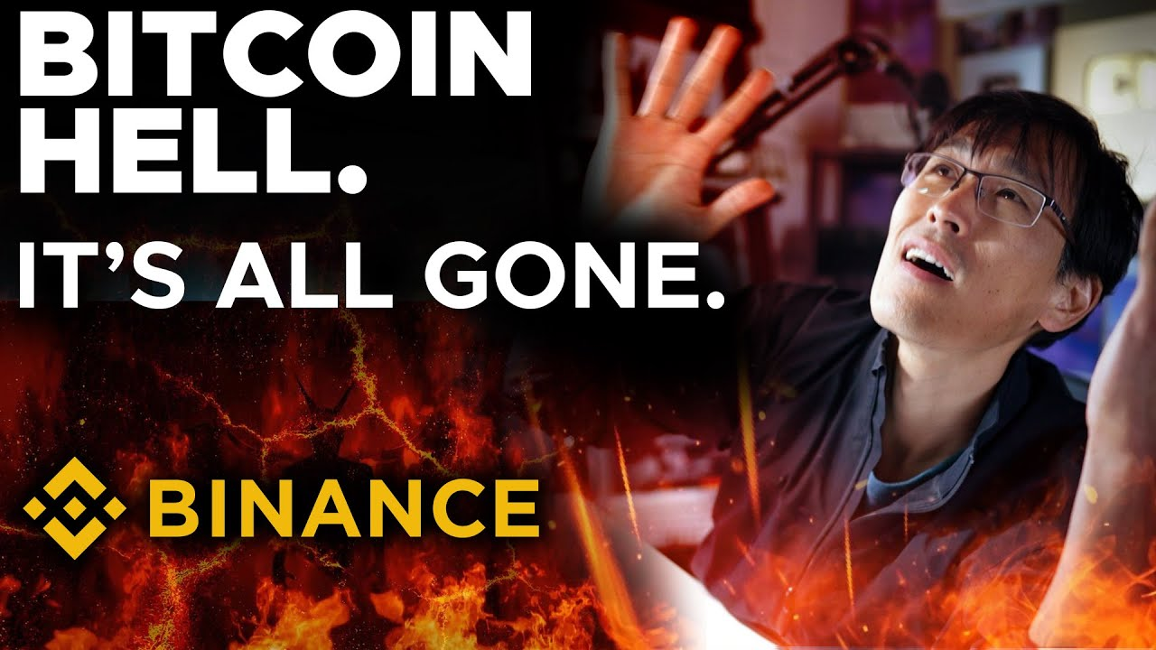 """BITCOIN HELL: BINANCE SCAM TOOK EVERYTHING.  """"IT'S ALL GONE."""""""