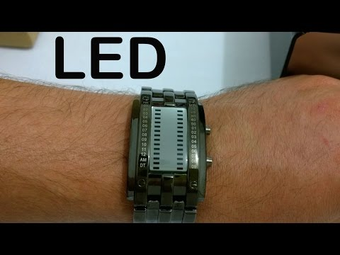 Compras Internacionais - Relógio De Led - DX.com   TecnoAnálise