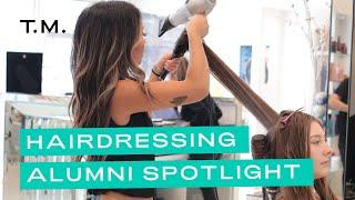 Hairdressing Alumni Spotlight | Vanessa & Connor | The Masters Institute of Creative Education