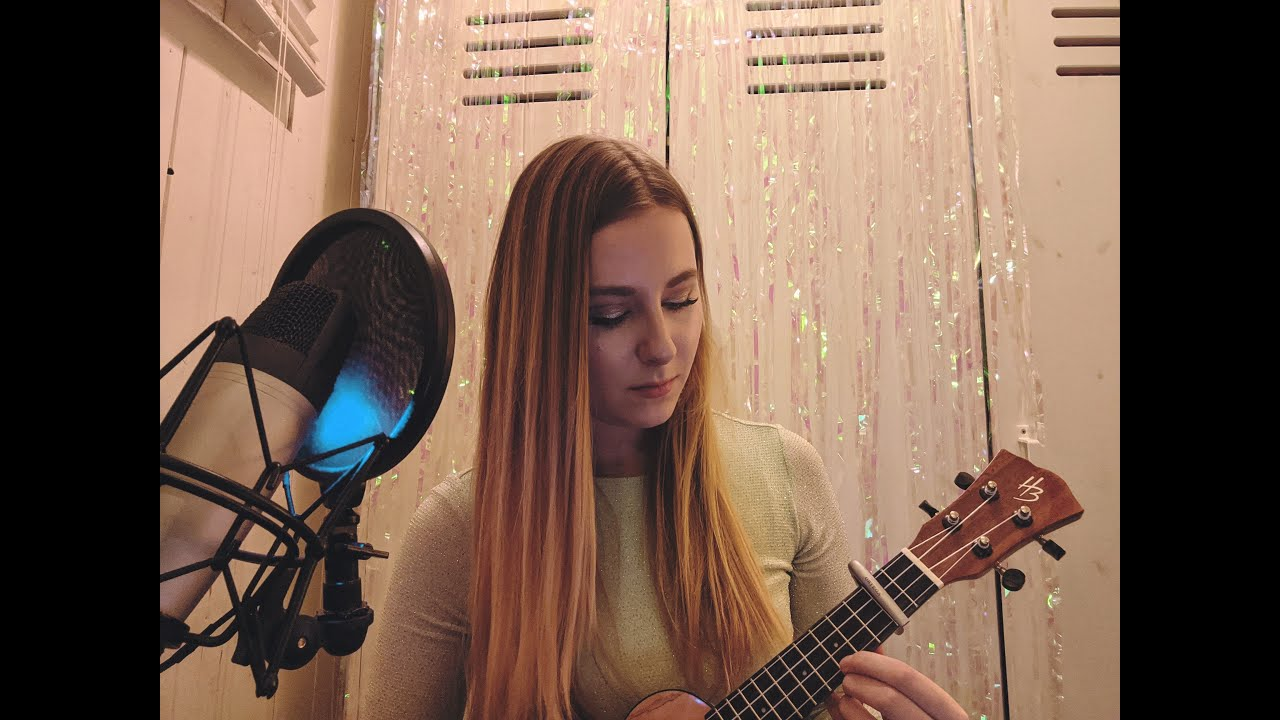 Glittery by Kacey Musgraves - Ukulele Cover