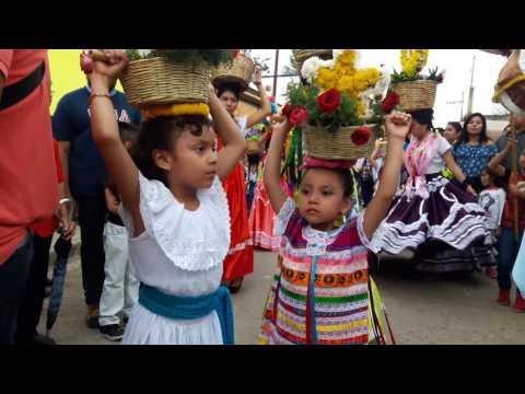 Calenda de la virgen del carmen - Guadalupe etla 2016