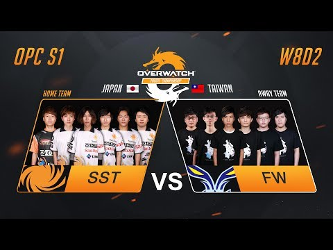 SST vs FW | W8D2 Match 2 | OPC S1