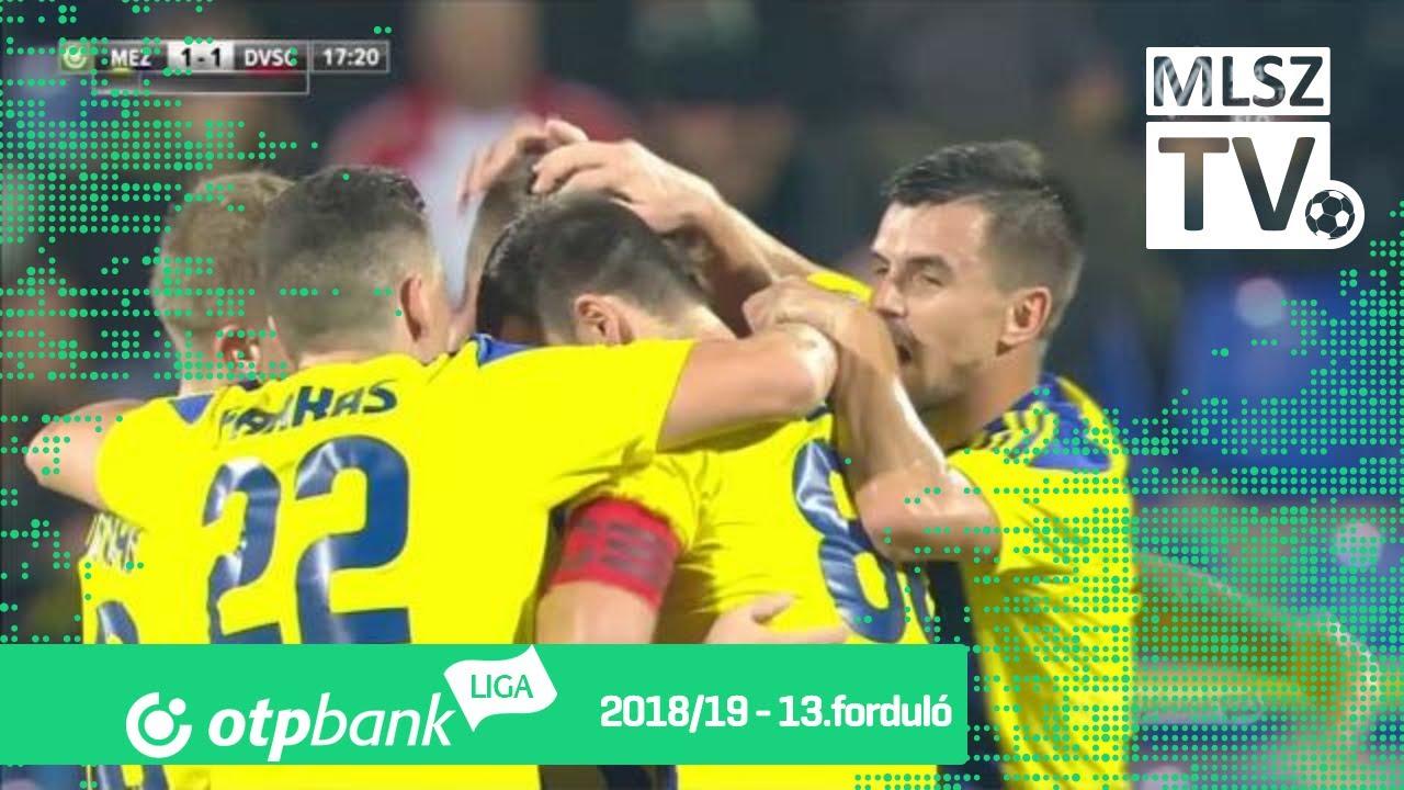 Koszta Márk gólja a Mezőkövesd Zsóry FC - DVSC mérkőzésen
