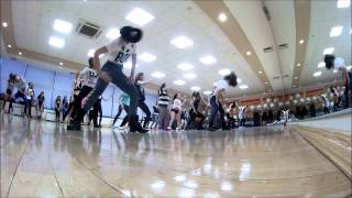 CLASSES BY ALL FRUITS RIPE GYALS CREW | NAB.CHELNI CITY 2015