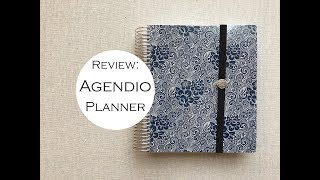 Agendio Planner Review- {Build Your Own Planner!}