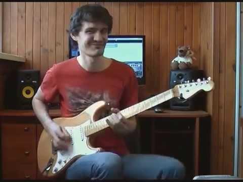 Funk Rock Guitar Improvisation
