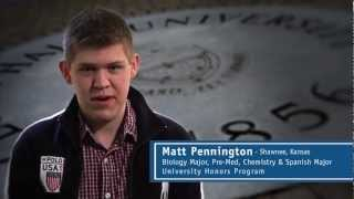 Great Minds: Matthew Pennington