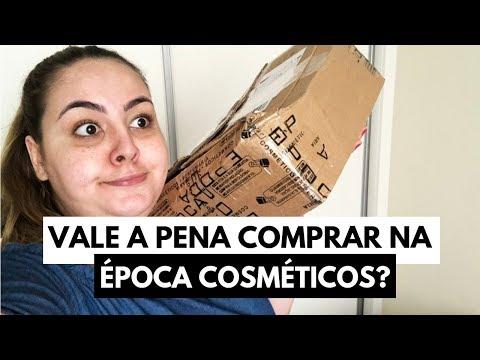 Vale a pena comprar na ÉPOCA COSMÉTICOS?  // por Ana Luiza Palhares ❤️