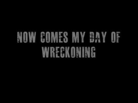 Day of Wreckoning - Escape the Fate