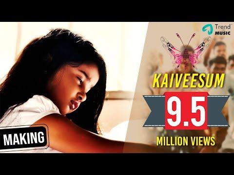 Strawberry | Kaiveesum Kaatre | Making Video | Uthara Unnikrishnan
