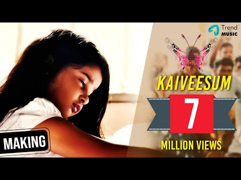 Strawberry | Kaiveesum Kaatre | Making...