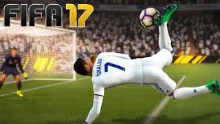 FIFA 17 MES PLUS BEAUX COUP FRANC ET TIRS