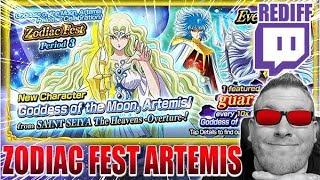 INVOCATIONS ZF ARTEMIS P3   Saint Seiya Cosmo Fantasy