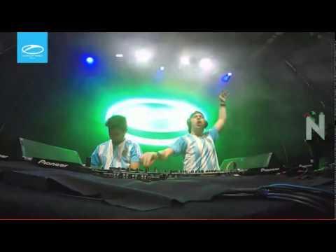 Heatbeat @ ASOT Festival Argentina 2015 - #AsotFestAR