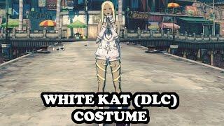 Gravity Rush 2 - White Kat (DLC) Costume GAMEPLAY