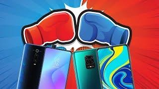 Xiaomi Mi 9T vs Redmi Note 9S Pil Düellosu