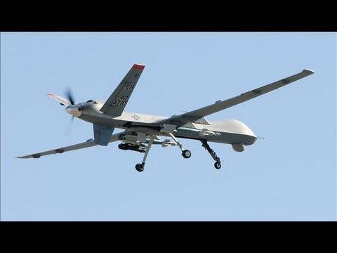 Meet America's Favorite Attack Drone - Short Answer w/ Jason Bellini