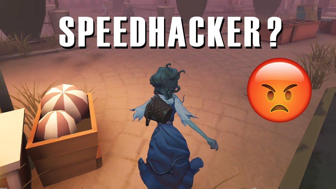 SpeedHacker detected or not? / Identity V
