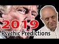 NEW 2019 Psychic  Predictions  for Donald Trump and the USA
