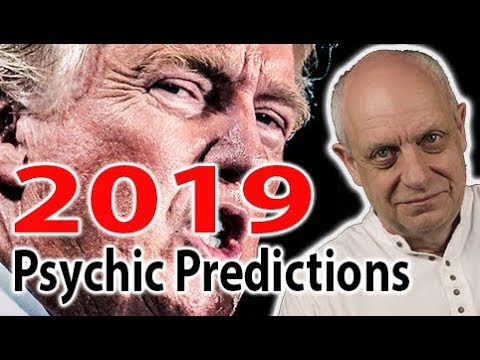 Psychic and Astrology World Predictions for 2019 | Craig Hamilton-Parker