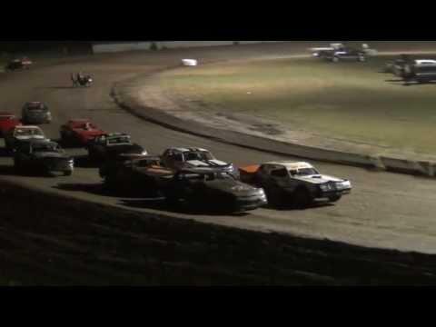 Superbowl Speedway Street Stock Feature 5-18-13