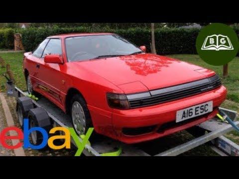 eBay Oddity   1988 Toyota Celica GT4 Alltrac For Sale