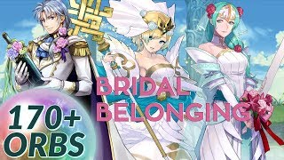 Best Summon Session Ever Not Joking Fire Emblem Heroes Bridal Belonging Banner Summon Feh
