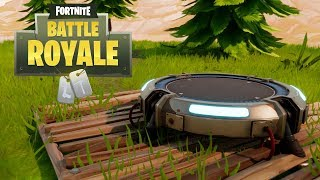 New Item: Launch Pad (Battle Royale)
