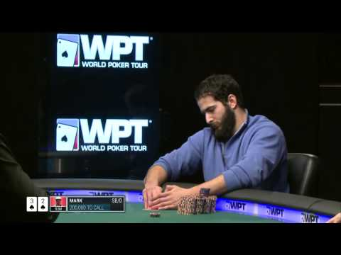 E06/06. Season XIII WPT Lucky Hearts Poker Open. ME Final Table