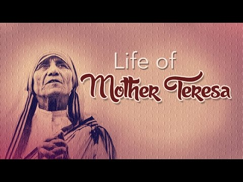 Must Watch- Born for Humanity | Mother Teresa | Life Journey of Mother Teresa
