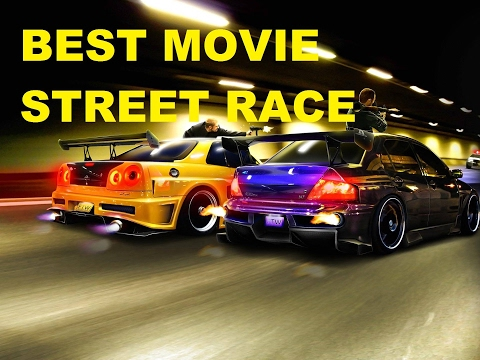 TOP 12 BEST STREET RACING MOVIES EVER 2017