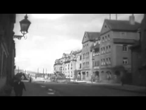 WW2 U.S. Army Attacks Bamberg, Germany, 4/15/1945 (full)