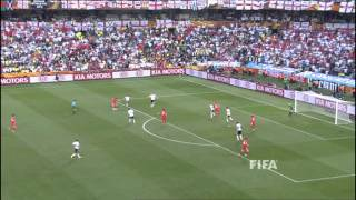 Germany Vs England (South Africa 2010)